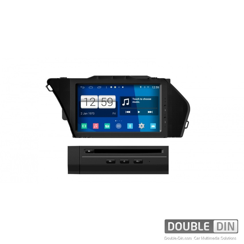 Navigation / Multimedia Head unit with Android for Mercedes GLK - DD-M266