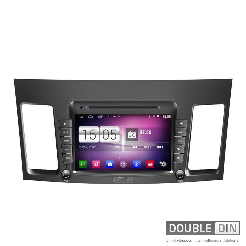 Navigation / Multimedia Head unit with Android for Mitsubishi Lancer - DD-M037