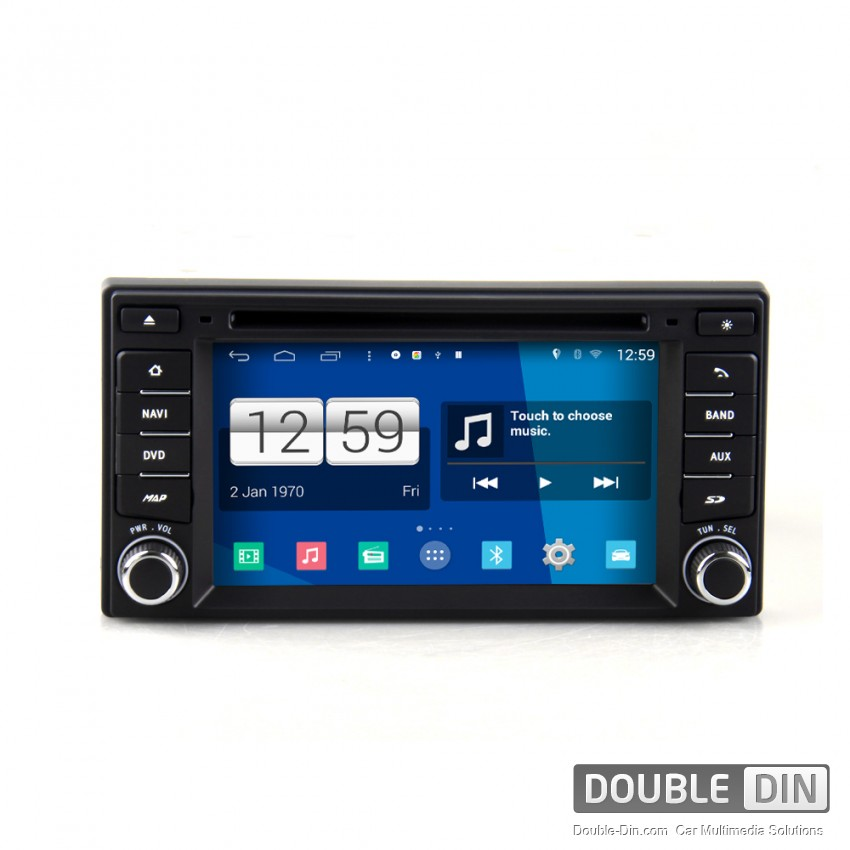 Navigation / Multimedia Head unit with Android for Nissan Note  - DD-M274