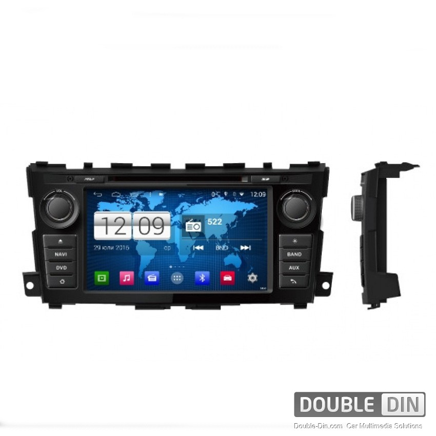 Navigation / Multimedia Head unit with Android for Nissan Teana- DD-M242