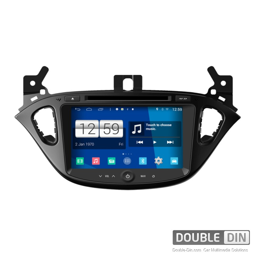 Navigation / Multimedia Head unit with Android for Opel Corsa - DD-M521