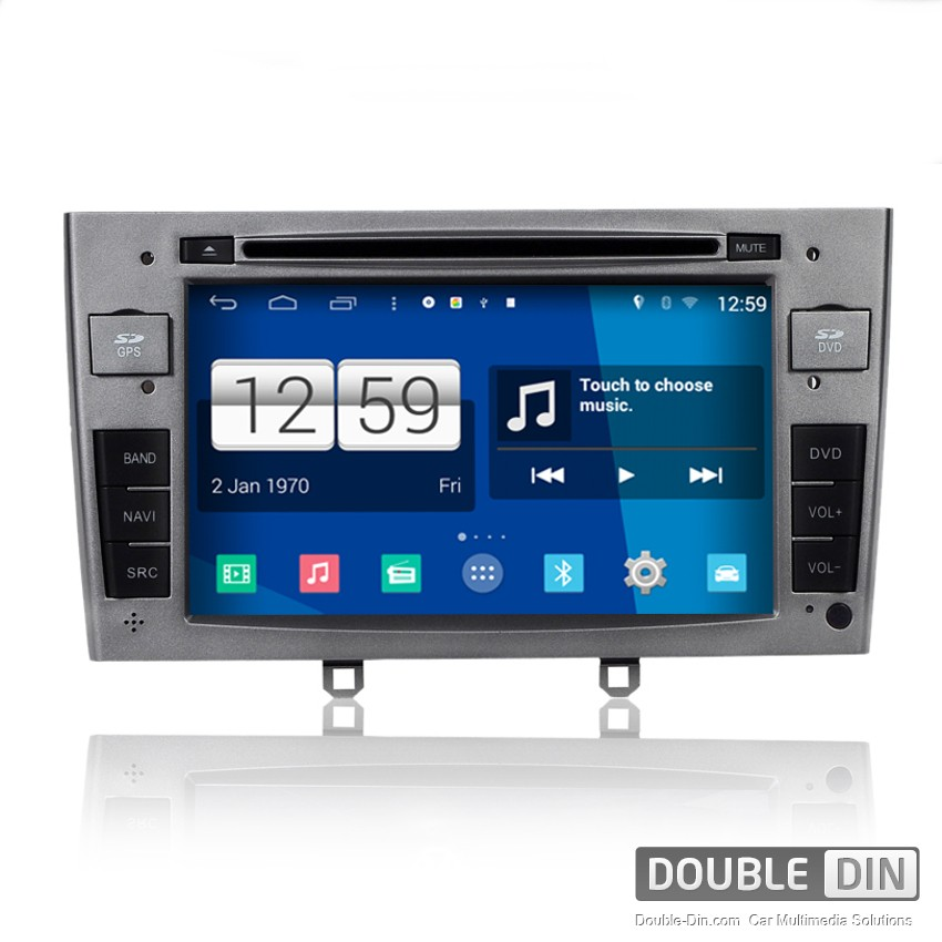 navigation multimedia head unit with android for peugeot 308 408 dd m083. Black Bedroom Furniture Sets. Home Design Ideas