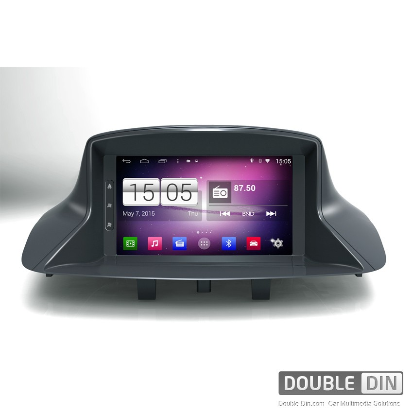 Navigation / Multimedia Head unit with Android for Renault Megane III  - DD-M145