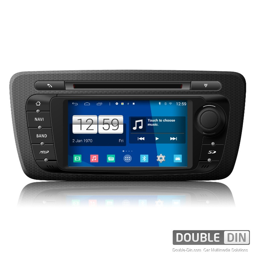 navigation multimedia head unit with android for seat. Black Bedroom Furniture Sets. Home Design Ideas