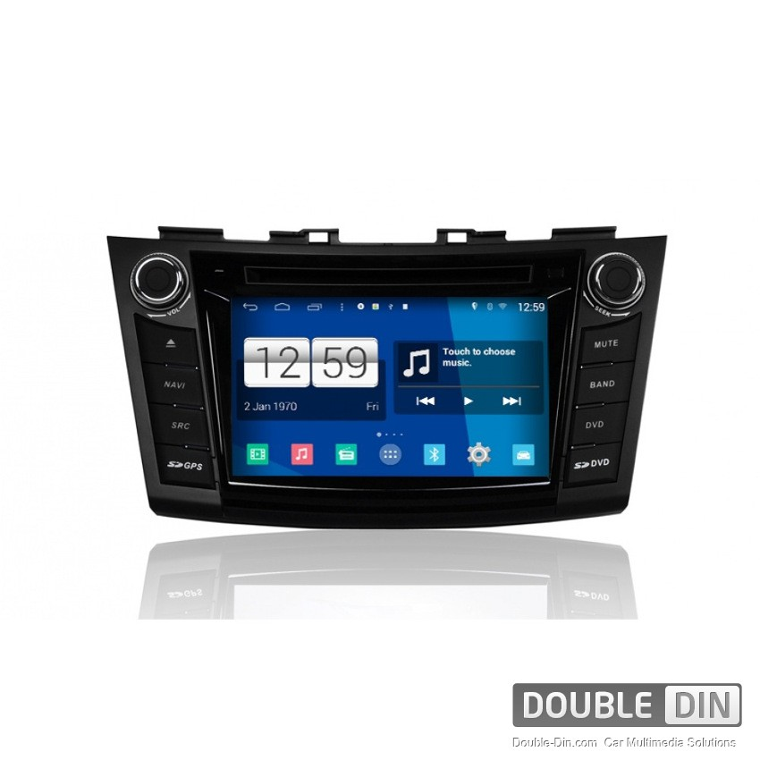Navigation / Multimedia Head unit with Android for Suzuki Swift - DD-M179