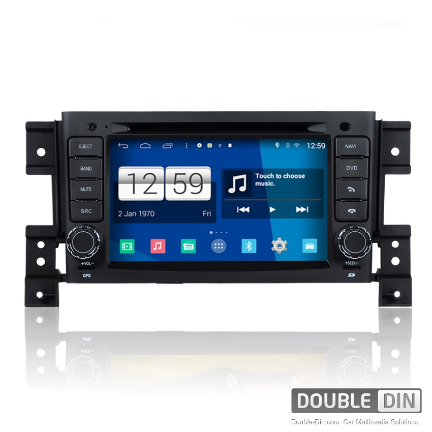 Navigation / Multimedia Head unit with Android for Suzuki Grand Vitara - DD-M053
