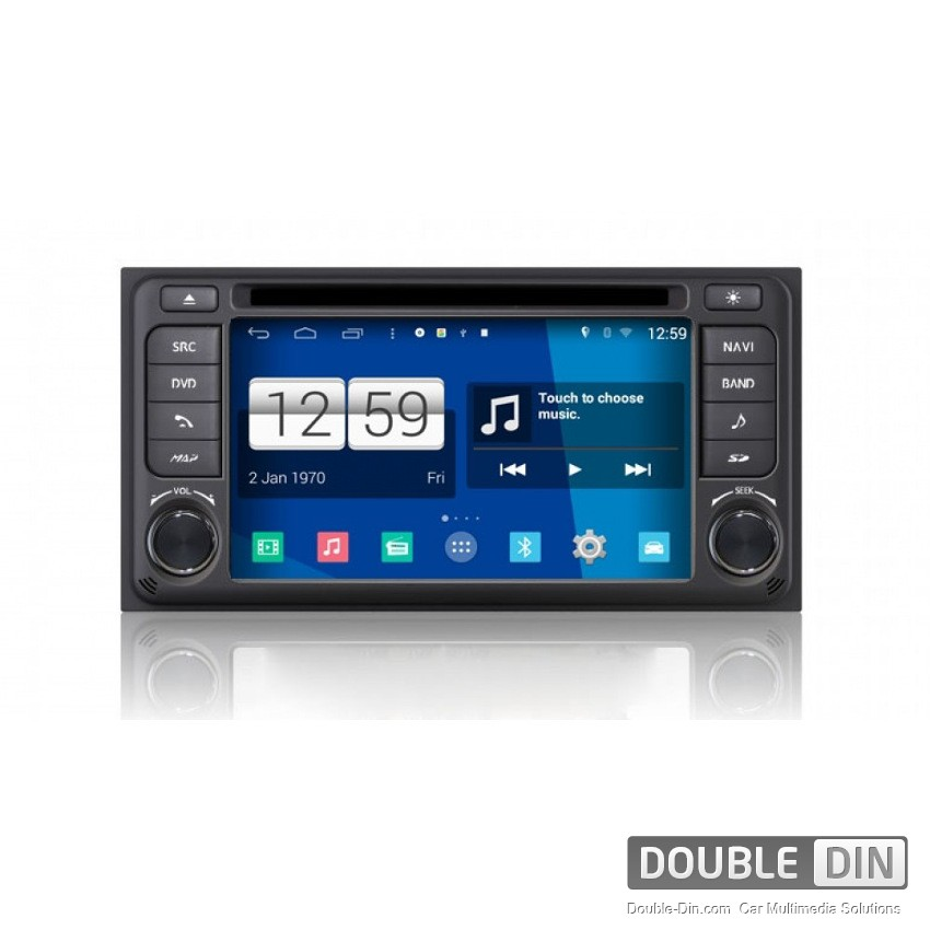 Navigation / Multimedia Head unit with Android for Toyota Etios - DD-M234