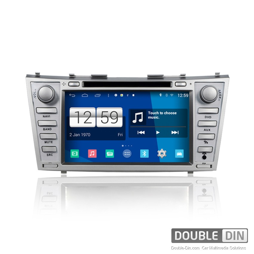 Navigation / Multimedia Head unit with Android for Toyota Camry - DD-M064
