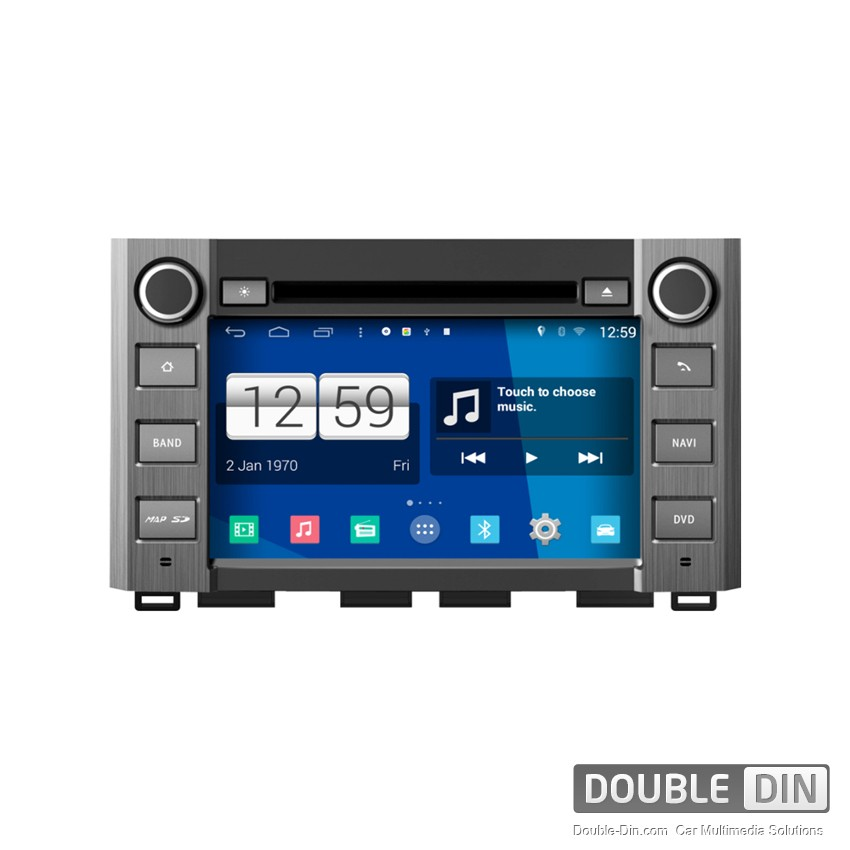 Navigation / Multimedia Head unit with Android for Toyota Tundra - DD-M448