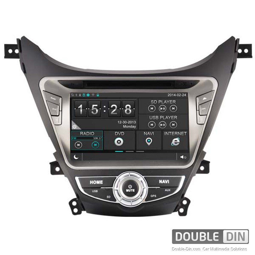 Navigation / Multimedia Head unit for Hyundai Elantra - DD-8258