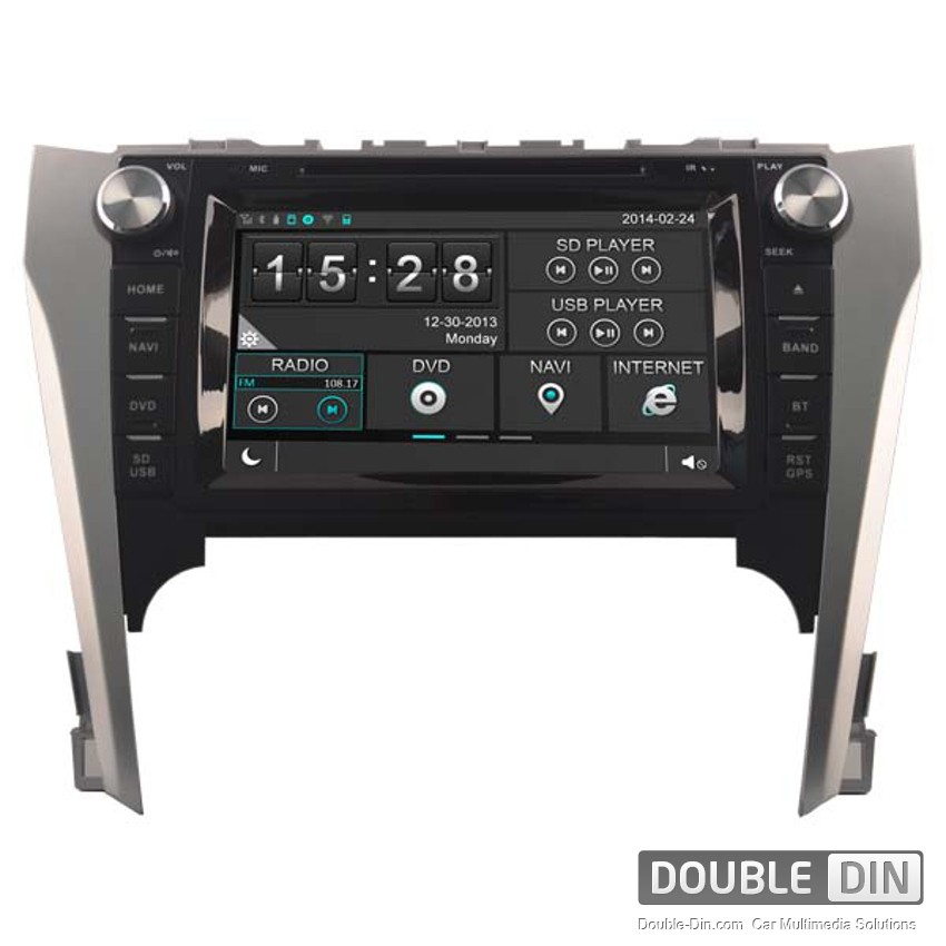 Navigation / Multimedia Head unit for Toyota Camry - DD-8127
