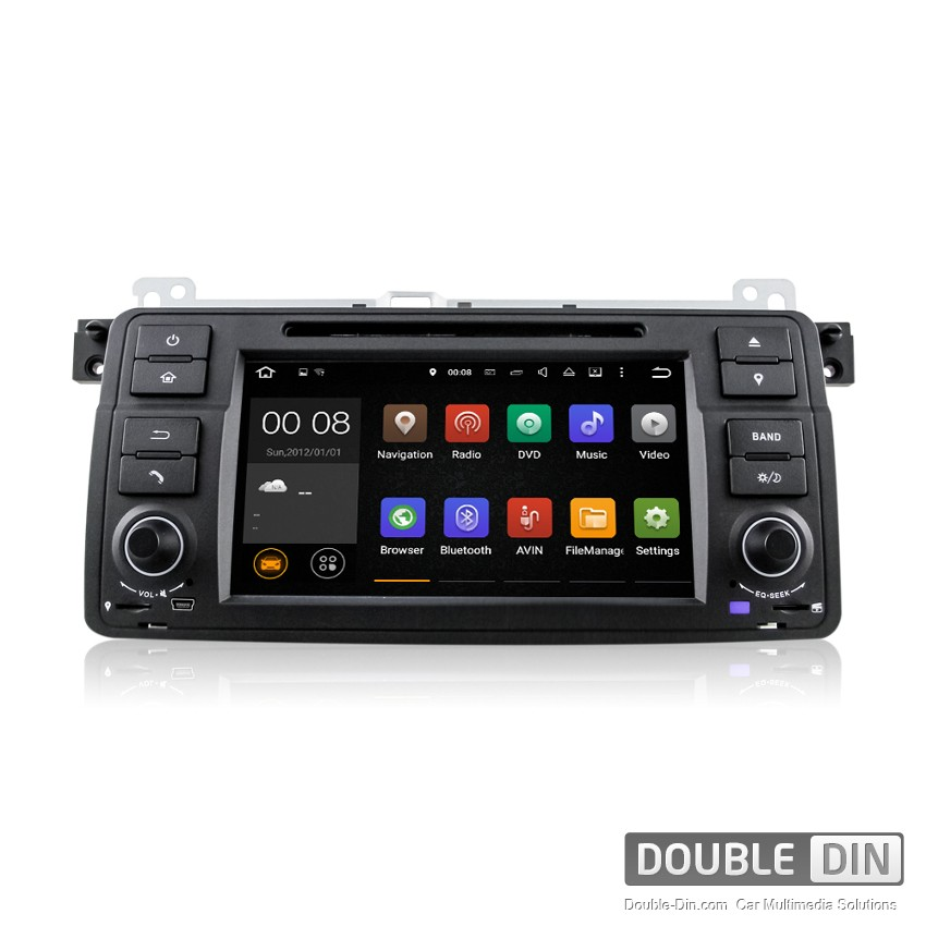 Navigation / Multimedia Head unit with Android 5.1 for BMW E46  - DD-7062