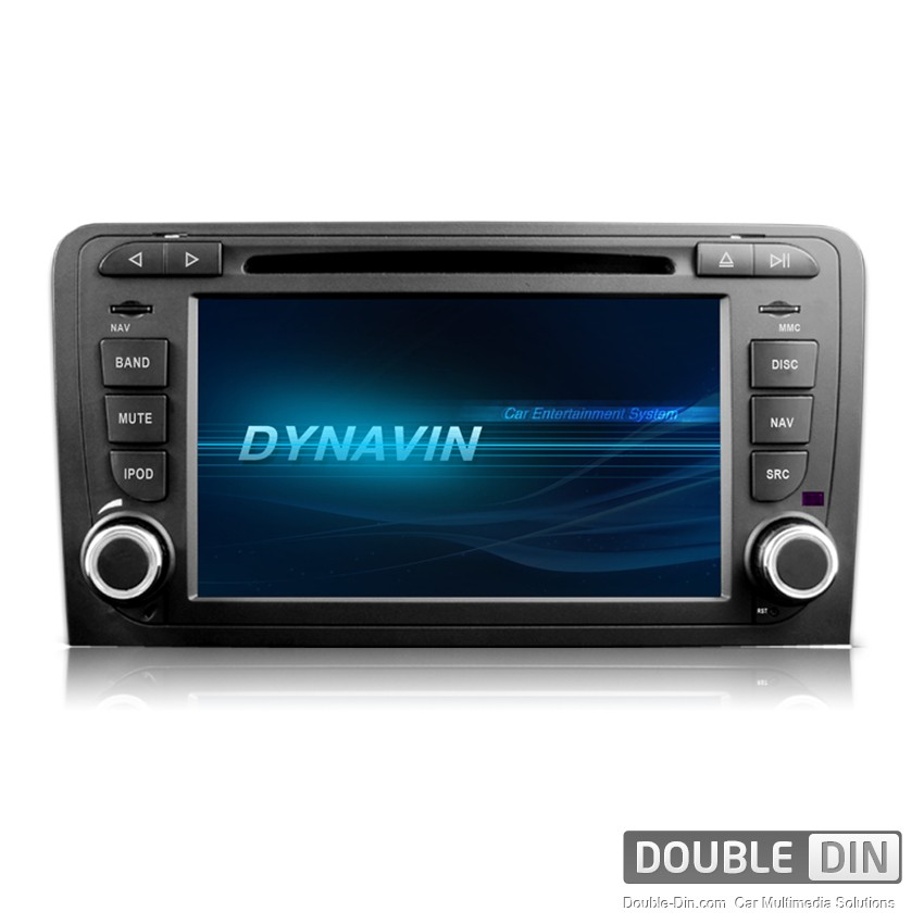 Navigation / Multimedia Head Unit DYNAVIN for Audi A3 - N6-A3