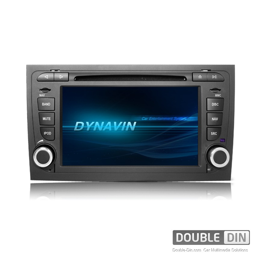 Navigation / Multimedia Head Unit DYNAVIN for Audi A4 - N6-A4