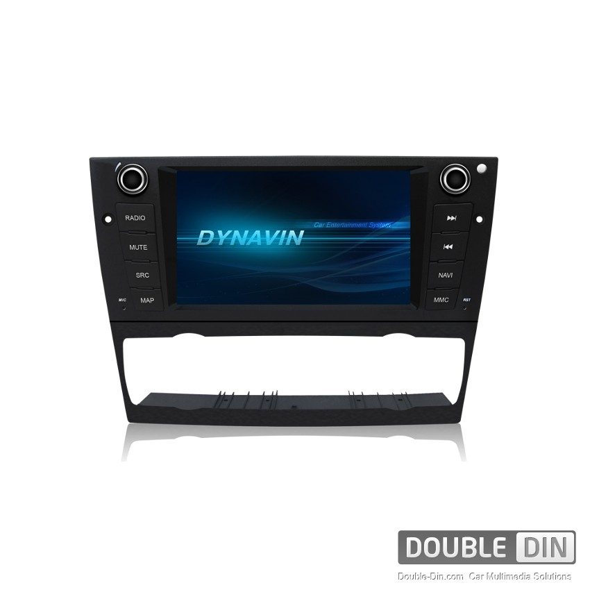 Navigation / Multimedia Head Unit DYNAVIN for BMW E90/E91/E92/E93 - N6-E9X