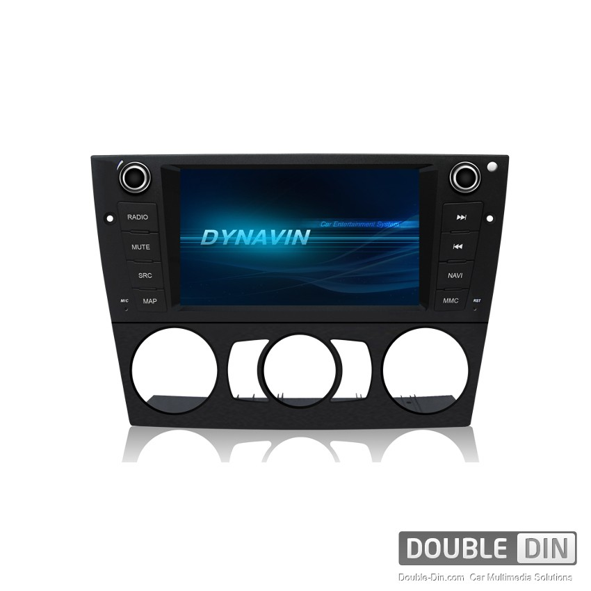 Navigation / Multimedia Head Unit DYNAVIN for BMW E90/E91/E92/E93 - N6-E9XM