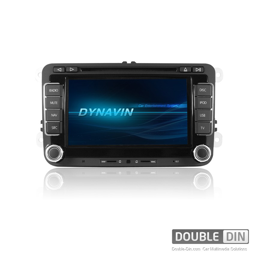 Navigation / Multimedia Head Unit DYNAVIN for VW Golf, Passat, Tiguan, Touran, EOS, Caddy, Jetta - N6-VW