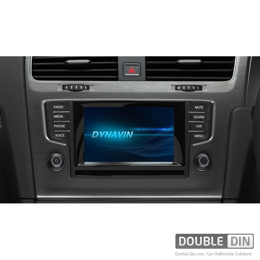 Navigation / Multimedia Head Unit DYNAVIN for VW Golf, Passat, Skoda Octavia - N6-IN001MIB