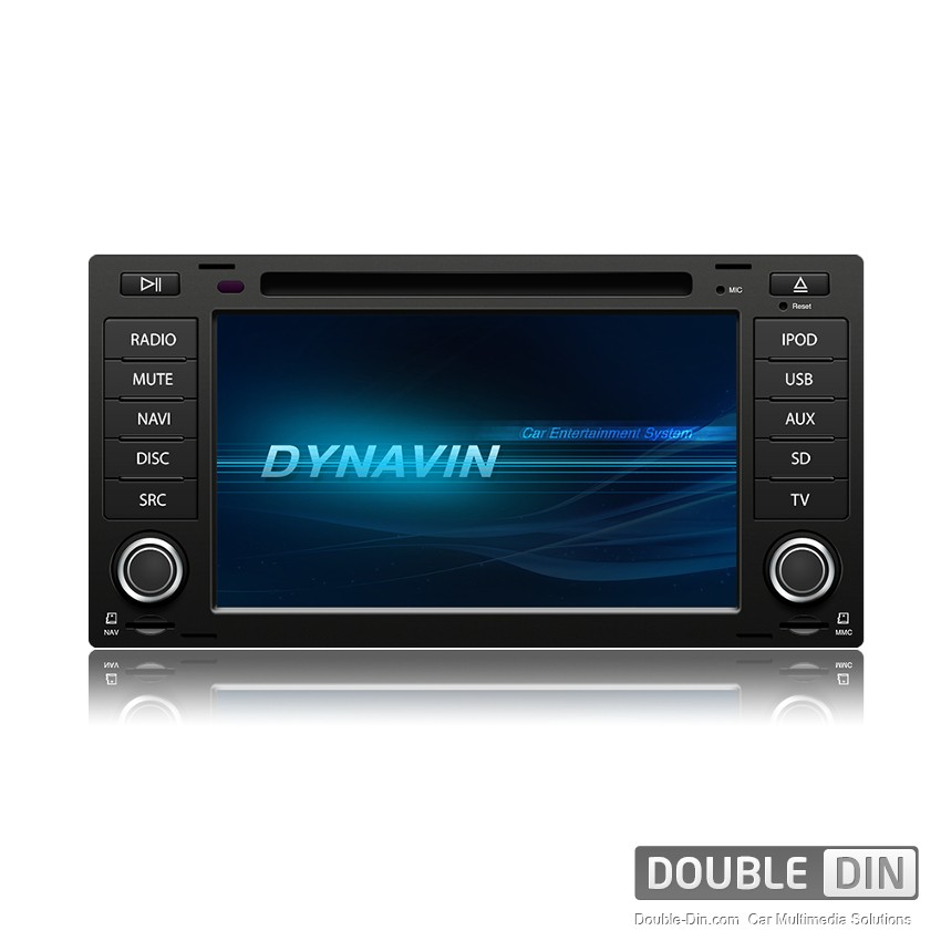 Navigation / Multimedia Head Unit DYNAVIN for  VW Touareg, T5 - N6-VWTG
