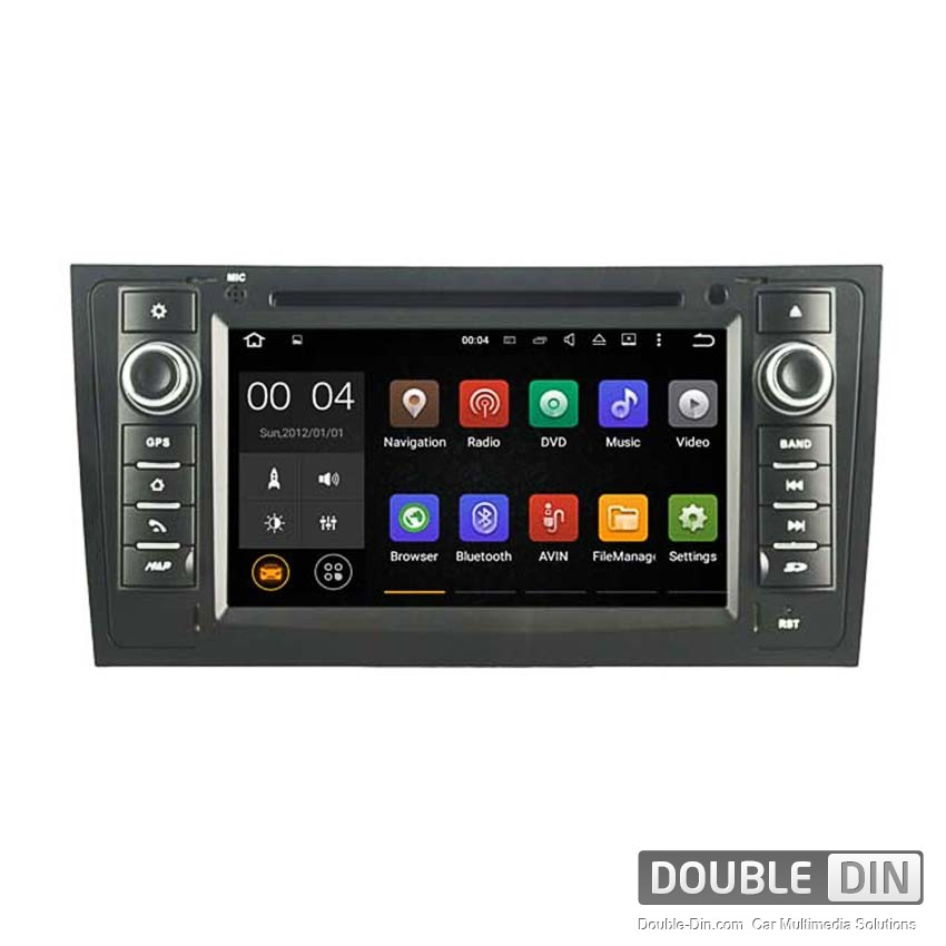 Navigation / Multimedia Head unit with Android 5.1 for Audi A6/S6/RS6  - DD-5577