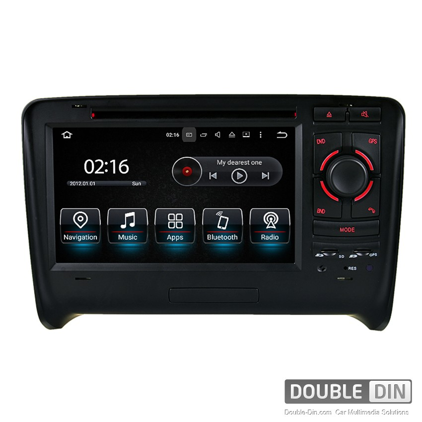 Navigation / Multimedia Head unit with Android 5.1 for Audi TT/TTS  - DD-8795