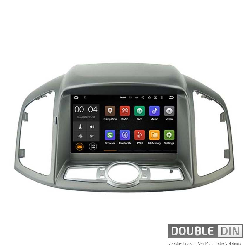Navigation / Multimedia Head unit with Android 5.1 for Chevrolet Captiva  - DD-5732