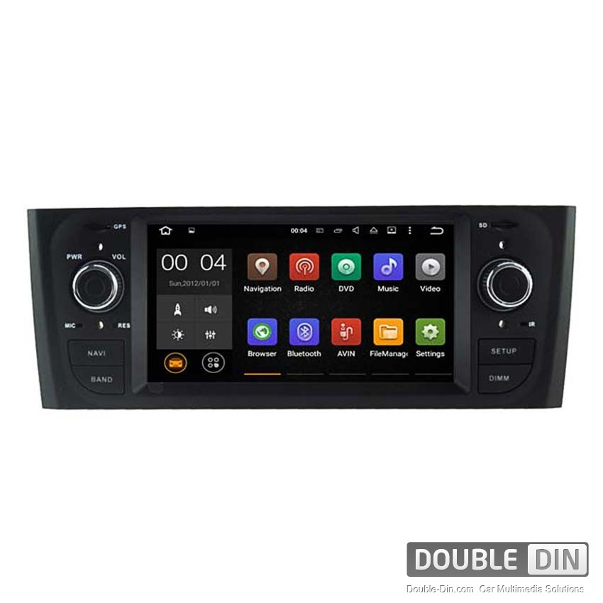Navigation / Multimedia Head unit with Android 5.1 for Fiat Punto  - DD-5535