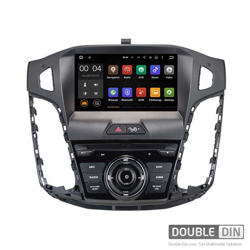 Navigation / Multimedia Head unit with Android 5.1 for Ford Focus  - DD-5712