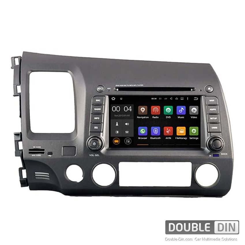 Navigation / Multimedia Head unit with Android 5.1 for Honda Civic  - DD-5710