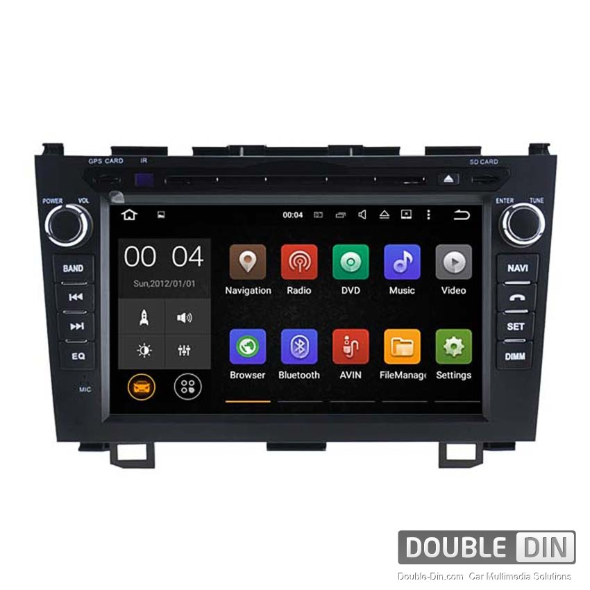 Navigation / Multimedia Head unit with Android 5.1 for Honda CR-V  - DD-5789