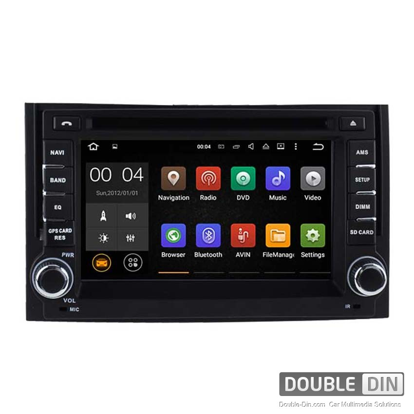 Navigation / Multimedia Head unit with Android 5.1 for Hyundai H1, iMax - DD-5742