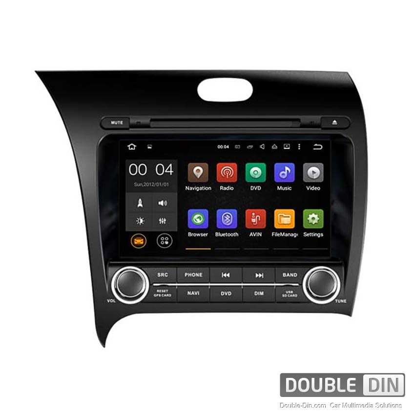 Navigation / Multimedia Head unit with Android 5.1 for Kia K3  - DD-5509