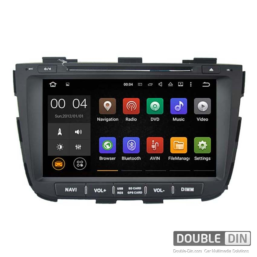 Navigation / Multimedia Head unit with Android 5.1 for KIA Sorento  - DD-5759