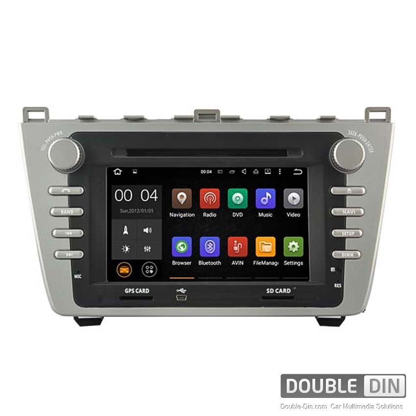 Navigation / Multimedia Head unit with Android 5.1 for Mazda 6  - DD-5771