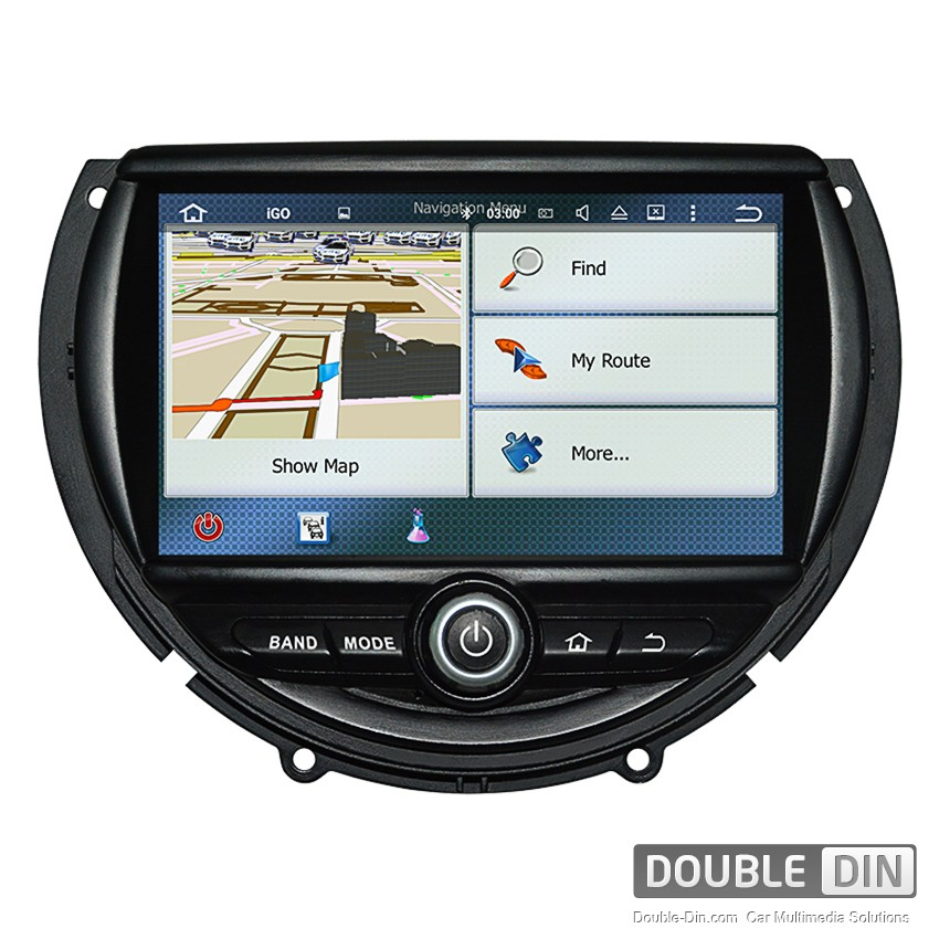 navigation multimedia head unit with android 5 1 for. Black Bedroom Furniture Sets. Home Design Ideas