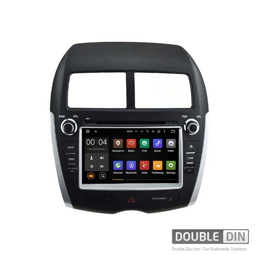Navigation / Multimedia Head unit with Android 5.1 for Mitsubishi ASX  - DD-5727