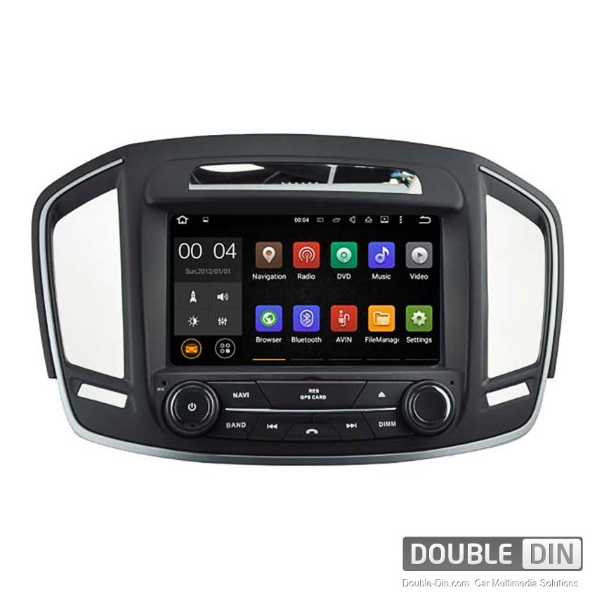 Navigation / Multimedia Head unit with Android 5.1 for Opel Insignia  - DD-8073