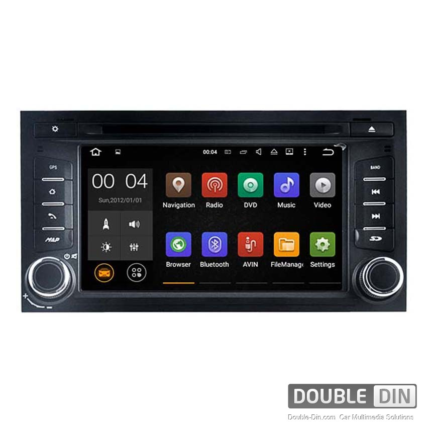 Navigation / Multimedia Head unit with Android 5.1 for  Seat Leon  - DD-5570