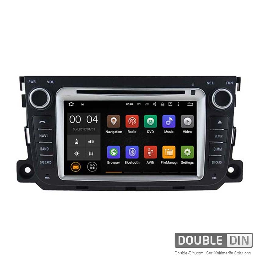 Navigation / Multimedia Head unit with Android 5.1 for Smart  - DD-5502