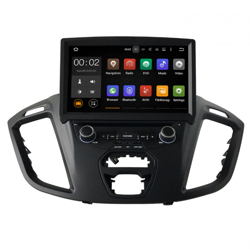 Navigation / Multimedia Head unit with Android 5.1 for Ford Transit 2016  - DD-8506K