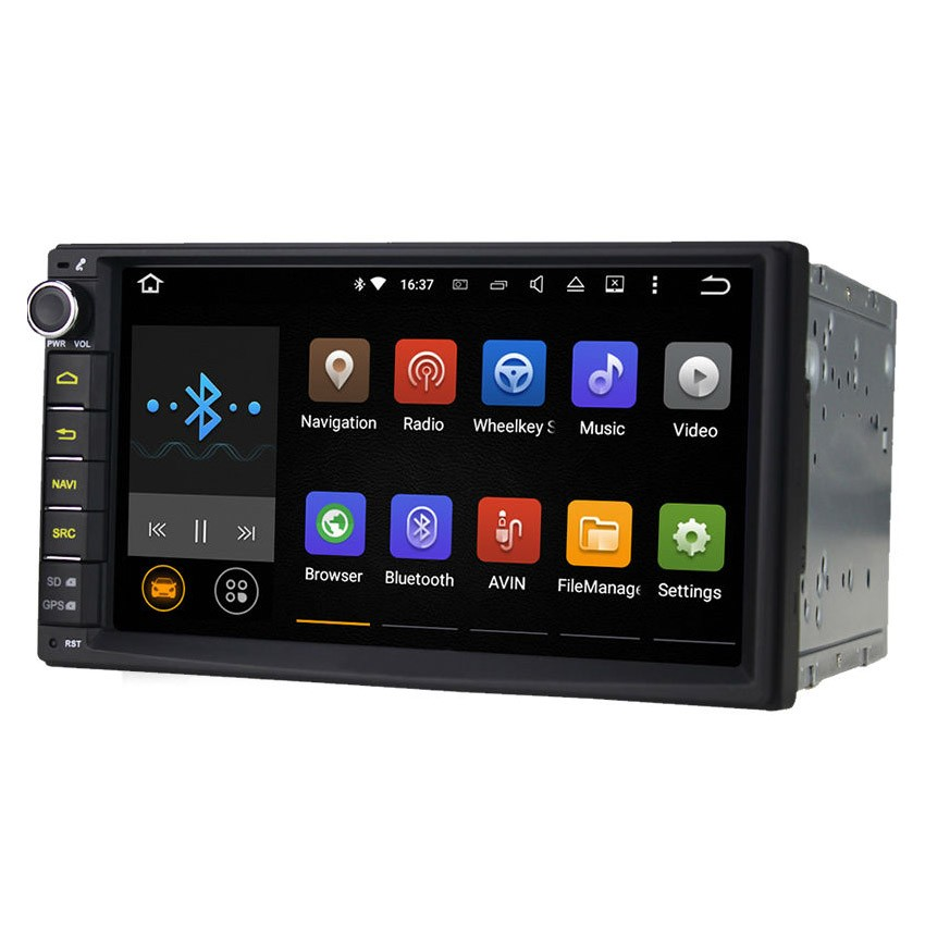 Universal Navigation / Multimedia Head unit with Android - DD-7040