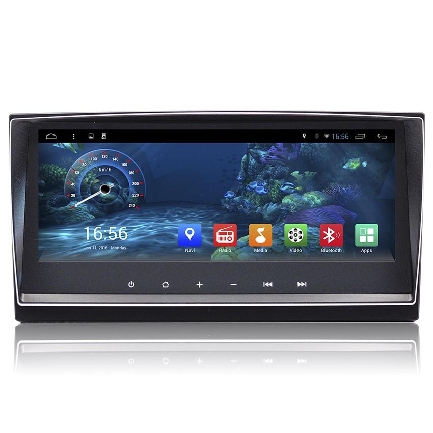 Navigation / Multimedia Head unit with Android for Toyota Avensis 2009-2013 - DD - 2723