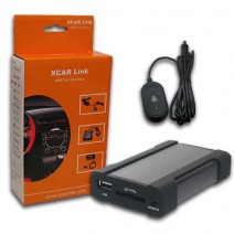XCarLink USB, SD, AUX, Bluеtooth Interface Adapter for Peugeot