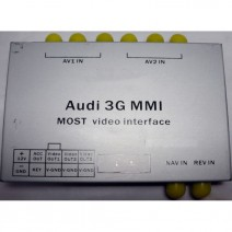Audi MMI 3G MOST Audio Video Interface