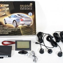 Wireless Parking / Reversing System, LCD Screen 4 or 8 Sensors Kit
