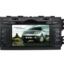 OEM Multimedia Double Din - DVD, GPS, TV for KIA MOHAVE, BORREGO