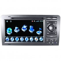 OEM Multimedia Double Din - DVD, GPS, TV for Audi A3