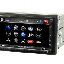 Universal Multimedia Double Din - DVD, GPS, TV - Car DVD, GPS, TV 2