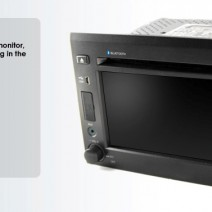 OEM Multimedia Double Din - DVD, GPS, TV for Volvo S60 / V70 / CX70