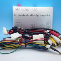 BMW iDrive Multimedia Video Interface for 2009> CIC